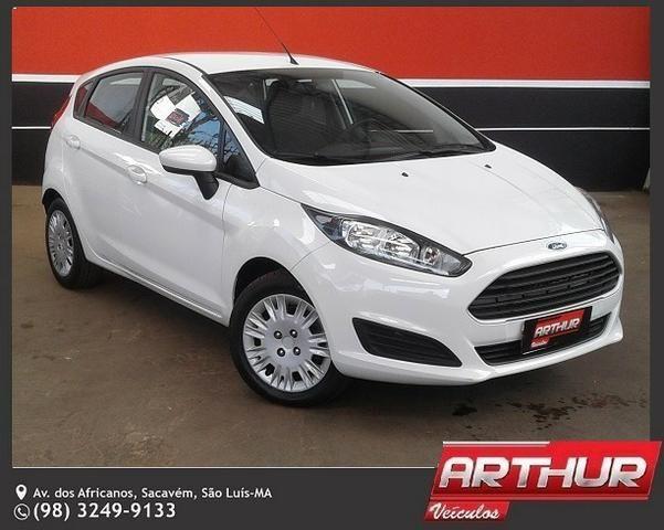 Ford NEW fiesta Hatch 1.5 Arthur Veiculos