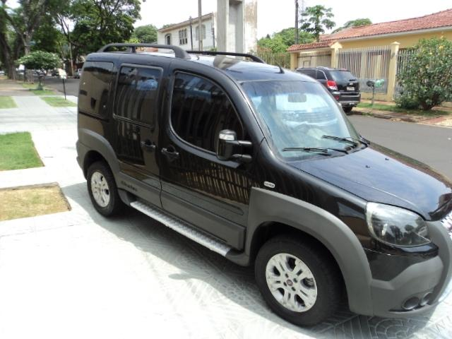 Doblo Adventure 1.8 8V (flex) 2010