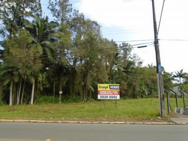 Terreno para alugar em Pirabeiraba, Joinville cod:00444.007 - Foto 12