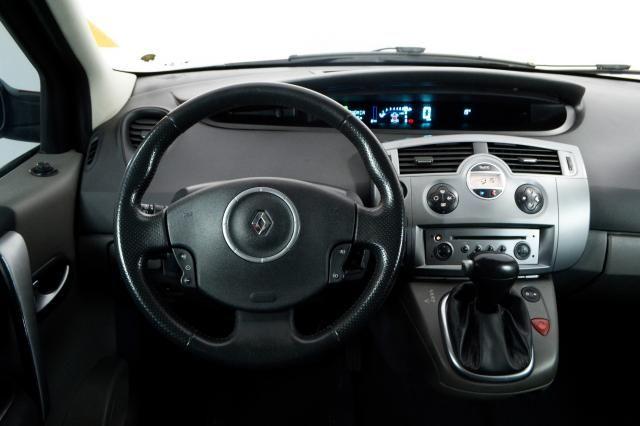 Renault Grand Scénic Grand Dynamique 2.0 16V 5p Aut. - Preto - 2009 - Foto 12