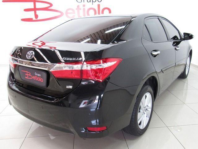 Corolla GLi Upper Black P. 1.8 Flex Aut. - Foto 3