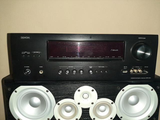 Vendo aparelho de som para sala - Foto 2