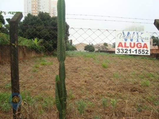 Alugue Terreno de 3000 m² (Aurora, Londrina-PR) - Foto 2