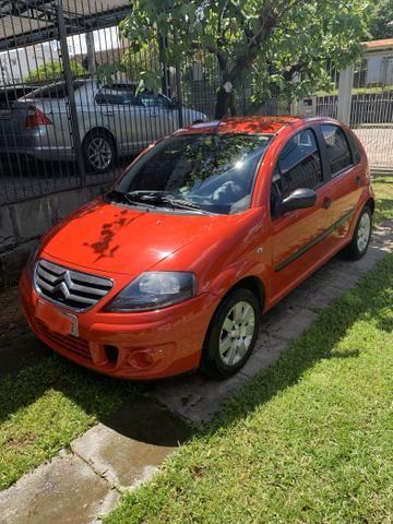 C3 Vermelho GLX 1.4 Flex 2011/2012 - Foto 2