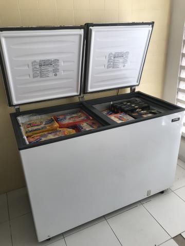 Freezer Esmaltec 2 portas 1.100,00