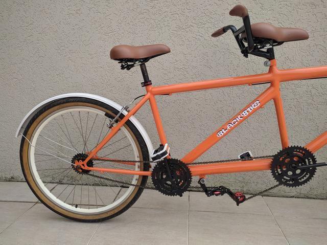 Bike Dupla totalmente retrô - Foto 4