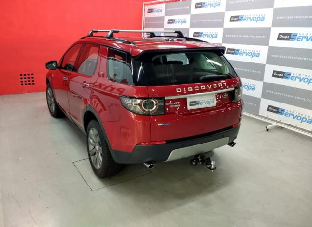 LAND ROVER DISCOVERY SPORT 2.0 16V SI4 TURBO HSE LUXURY 2015 - Foto 11