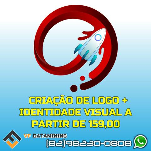 Logomarca + Identidade visual a partir de 169,00