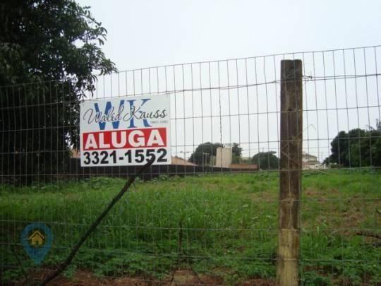 Alugue Terreno de 3000 m² (Aurora, Londrina-PR) - Foto 6