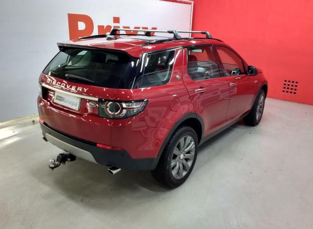 LAND ROVER DISCOVERY SPORT 2.0 16V SI4 TURBO HSE LUXURY 2015 - Foto 3