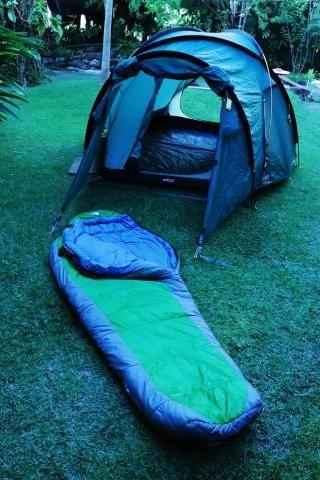 Barraca de Camping Wechsel p/ 4 pessoas - Foto 3