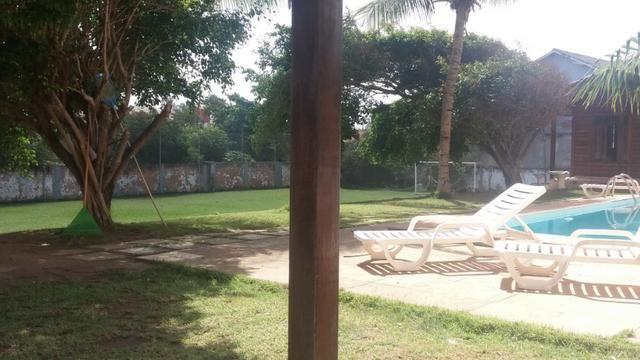 Chalet de madeira praia do Flamengo - Foto 4