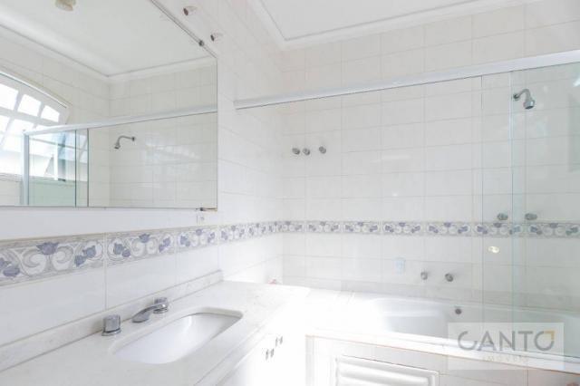 Casa com 5 dormitórios à venda, 439 m² por r$ 2.100.000,00 - santo inácio - curitiba/pr - Foto 14