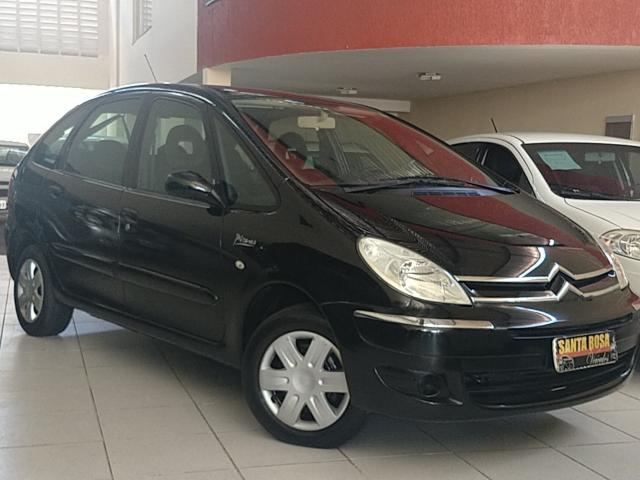 CITROËN XSARA PICASSO 2009/2010 2.0 I EXCLUSIVE 16V GASOLINA 4P MANUAL