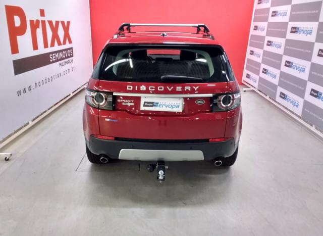 LAND ROVER DISCOVERY SPORT 2.0 16V SI4 TURBO HSE LUXURY 2015 - Foto 10
