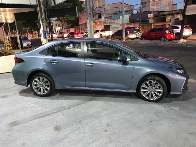 Corolla XEI 2.0 Cinza Celestial 2020 0KM Pronta Entrega - Foto 4