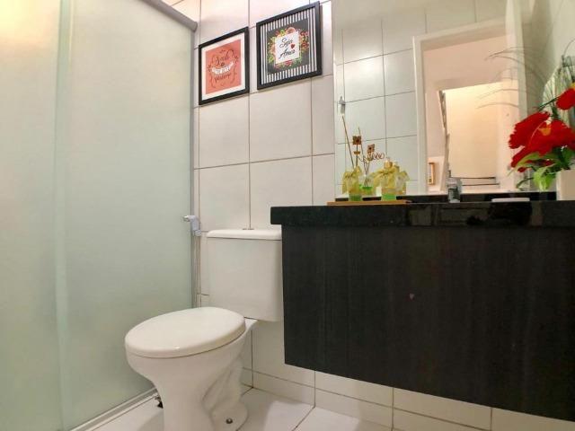 Casa no Condomínio Imperial 2 na Lagoa Redonda com 98m², 03 quartos e 02 vagas - CA0882 - Foto 2