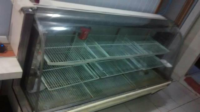 Balcão frigorífico panificadora