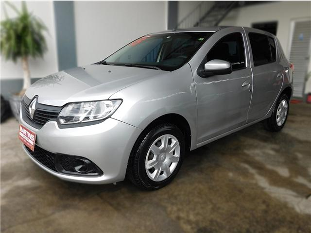 Renault Sandero 1.0 authentique 16v flex 4p manual - Foto 4