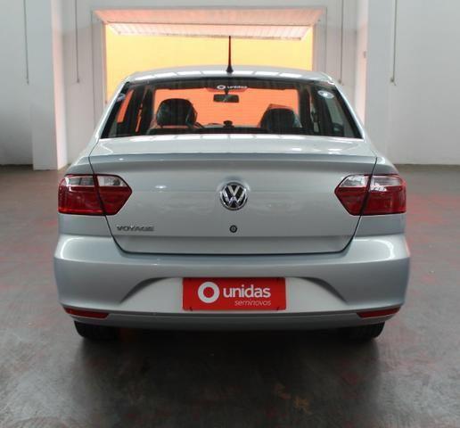 Volkswagen Voyage MSI 1.6 IPVA 2020 Gratis - Foto 5