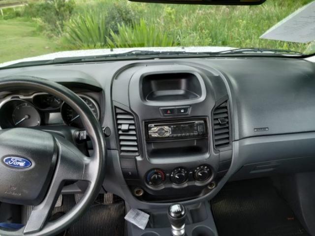 Ford ranger 2014 2.2 xl 4x4 cs 16v diesel 2p manual - Foto 6
