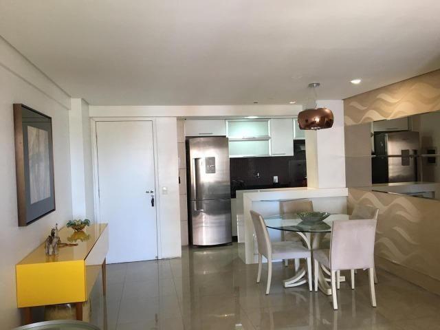 AP0296 - Apartamento 75 m², 03 quartos, 02 vagas, Ed. Solar de Sevillla, Fortaleza/CE - Foto 5