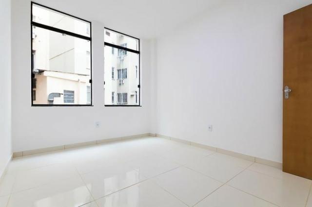 Centro da Cidade 2 qtos 75m² iptu,prédio com elevador (Reformado) - Foto 6