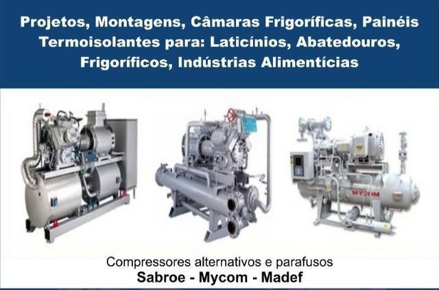 Ar condicionado e refrigeração comercial