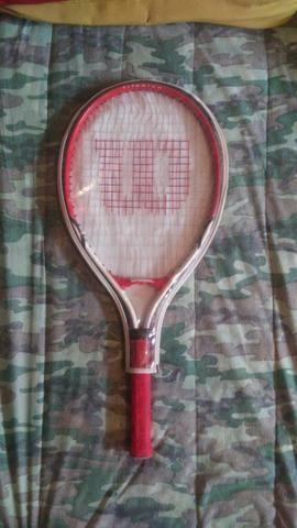 Troco ou vendo raquete de tenis profissionais