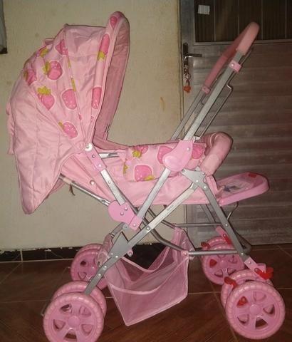 Carrinho de bebê V/T