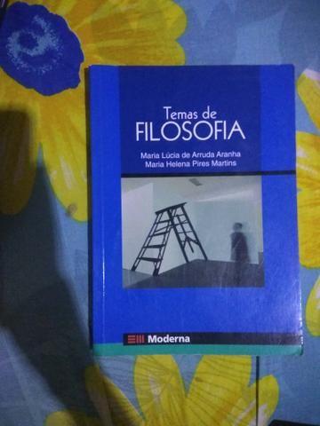 Livro Filosofia