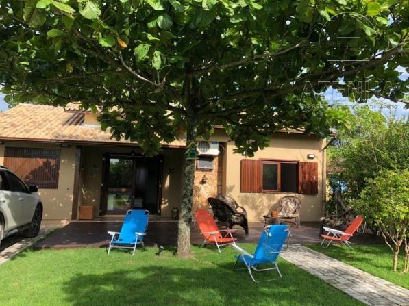 Casa à venda com 3 dormitórios em Praia da barra, Garopaba cod:595 - Foto 5