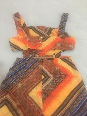 Vestido Longo - Latoya