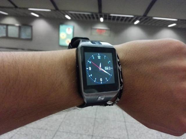 Smartwatch Dz09 Relógio Inteligente Bluetooth Android - Aceita chip