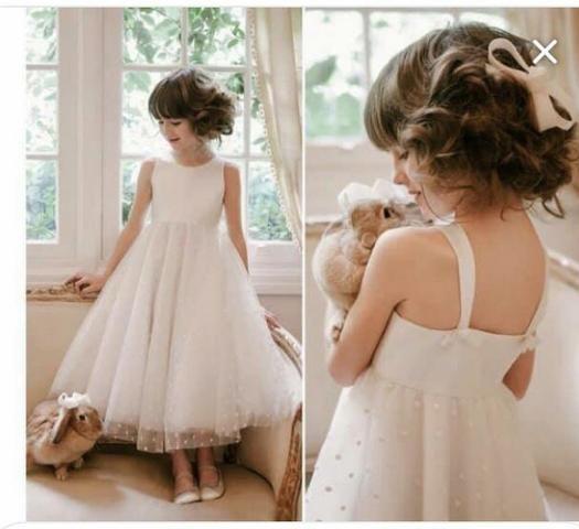 Vestido de daminha! Simples e lindo!!!!
