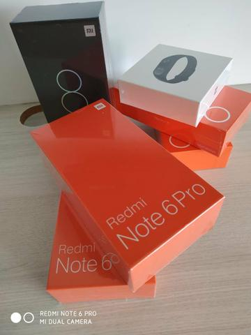 PRONTA ENTREGA Xiaomi Note 6 PRO 64GB
