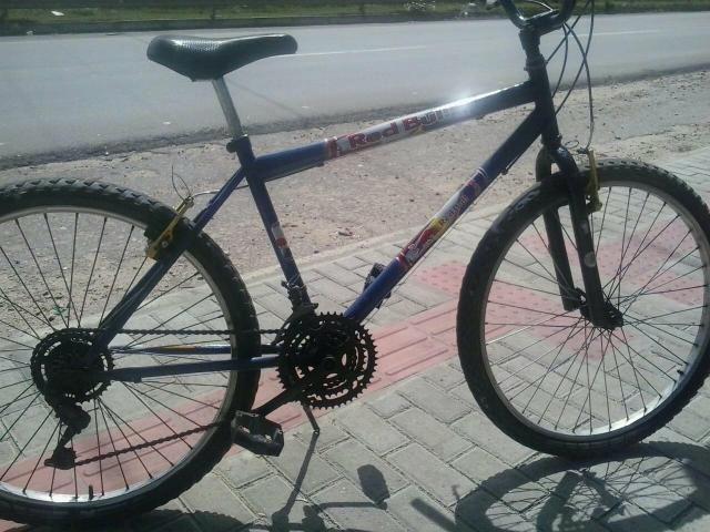 Bike de marchas!