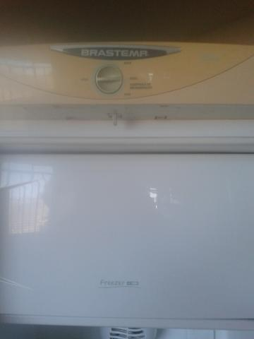 Refrigerador Inside freezer Brastemp,funcinando Perfeitamente