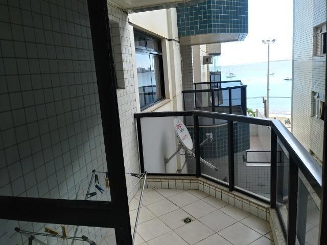 Apartamento Temporada Ed. Frente para o Mar Praia do Morro Guarapari até 10 Pessoas - Foto 10