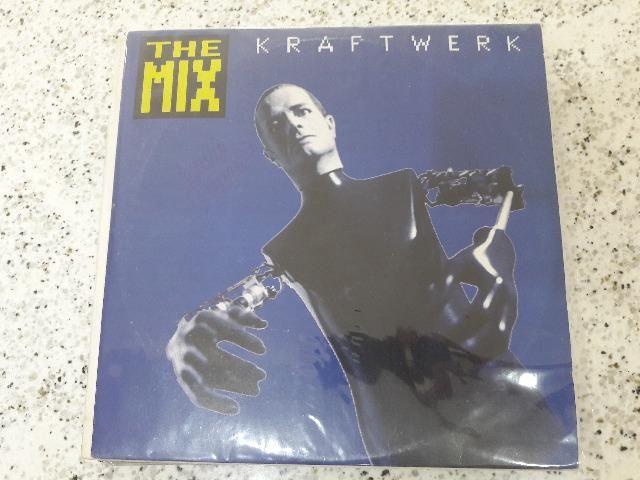 LP Kraftwerk - The Mix (Duplo)