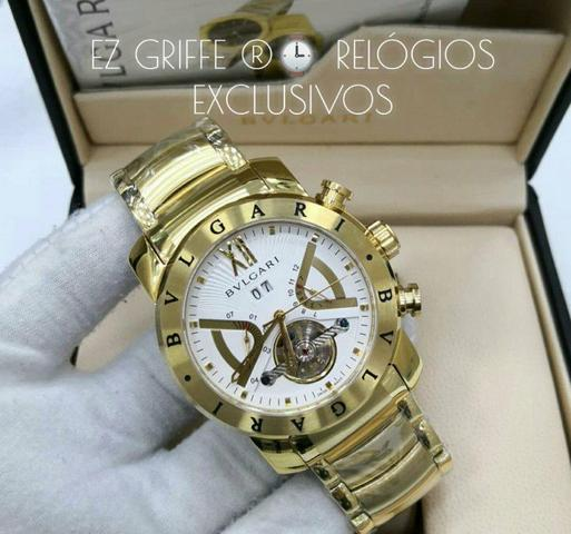c891432d6a386 Bvlgari ® Exclusivos - Até 10x Sem Juros Novos - Bijouterias ...