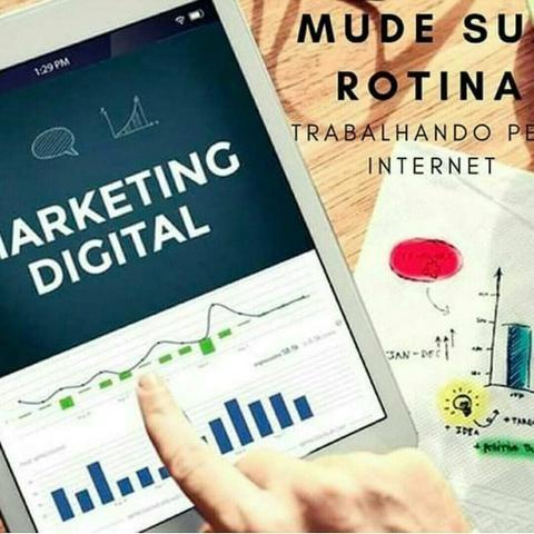 Curso on line de Marketing digital 127$ reais