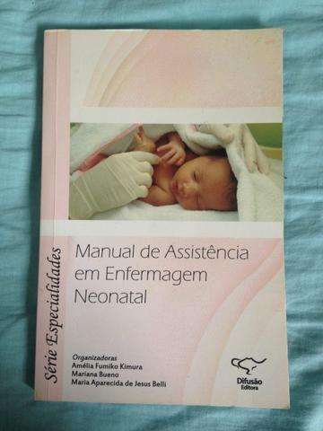 Livro para enfermagem neonatal