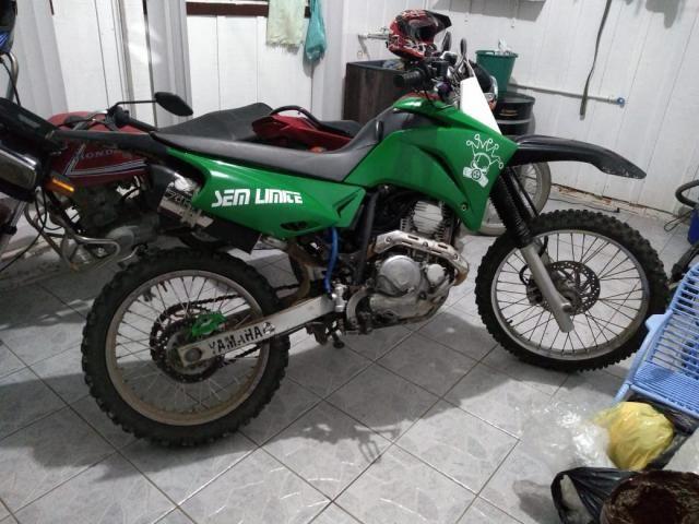Yamaha XTZ Lander 250cc 3.500