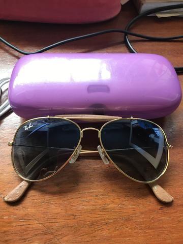 2edddc702def6 Óculos ray ban degradê - Bijouterias, relógios e acessórios ...
