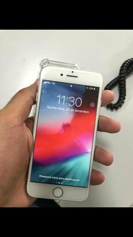 IPhone 7 32gb silver botão home off