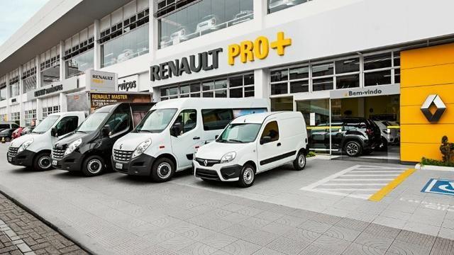 Renault Master / Duster / Oroch / Captur Venda direta
