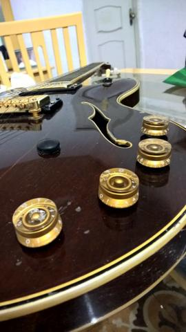 Guitarra Diamond Giannini Anos 60/ 70 -No Estado