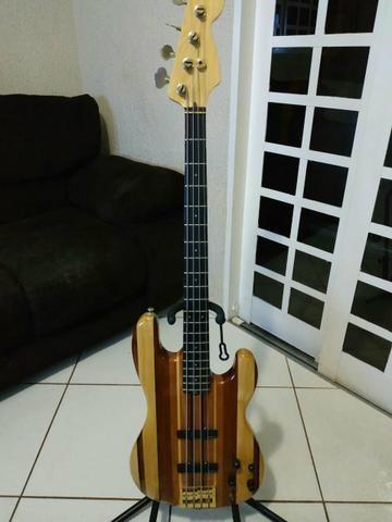 Baixo jazz bass lutier