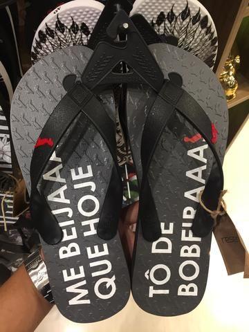 9fccde2991732 Chinelos reserva loja física no DF masculina - Roupas e calçados ...